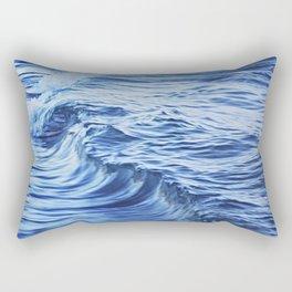 The Crest Rectangular Pillow