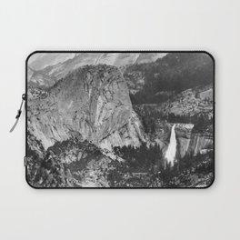Vernal Falls and Nevada Falls in Yosemite National Park, California, 1901 Laptop Sleeve