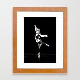 Ballet Framed Art Print