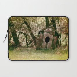 To Go, Or Not To Go.... Laptop Sleeve