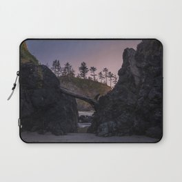 Secret Tide Pool Entrance Laptop Sleeve