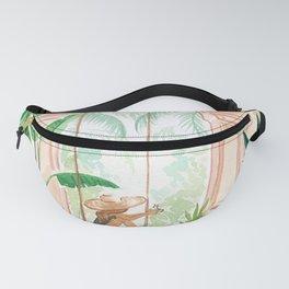 Jungle Swing Fanny Pack