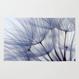 Dandelion In Blue No.2 Rug