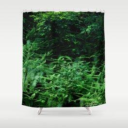 Temple Ravine Shower Curtain