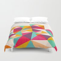 diamond Duvet Covers featuring Diamond by Kakel