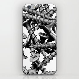 Screws iPhone Skin