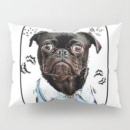Pugs Be Trippin' Pillow Sham