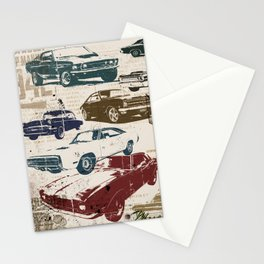 Dirty Classics Stationery Cards
