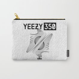 YEEZYS 350 Boost Sneakers Art Carry-All Pouch