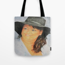 Missi and the Hat Tote Bag