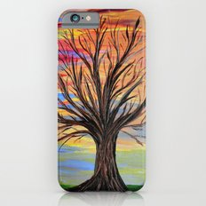 The bare tree iPhone 6 Slim Case