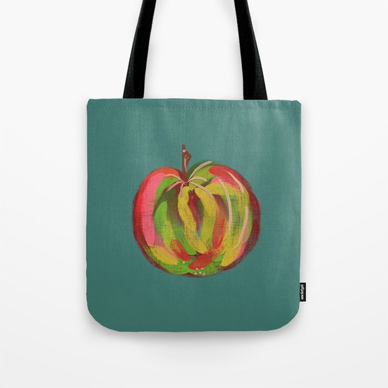 Irish Apple Tote Bag
