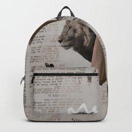 Lion/Lamb Backpack