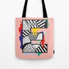 E for …. Tote Bag