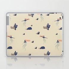 Dezert swim Laptop & iPad Skin