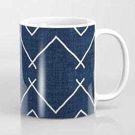 Bath in Navy Coffee Mug