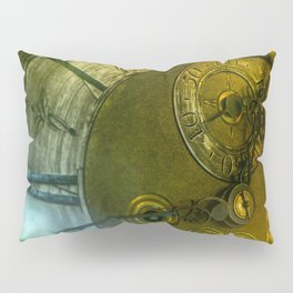 Father Time Pillow Sham