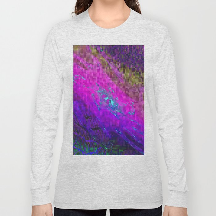energy of the water Long Sleeve T-shirt