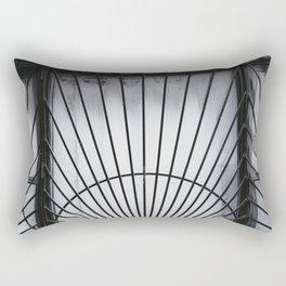 Caged In Rectangular Pillow