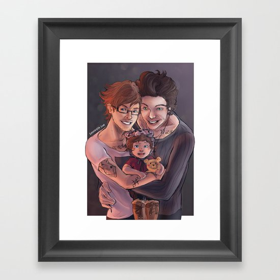wouldn't it be nice? Framed Art Print