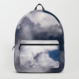 Floating Above Backpack