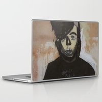 goth Laptop & iPad Skins featuring Goth by Rick Onorato