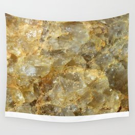 Rocky Detail Wall Tapestry