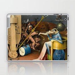 The Garden of Earthly Delights Bosch Hell Bird Man Laptop & iPad Skin