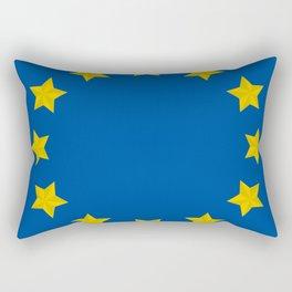europe flag Rectangular Pillow