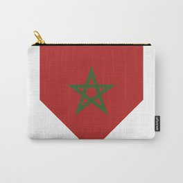 morocco flag Carry-All Pouch