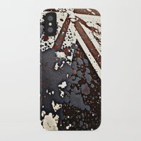 uk iPhone & iPod Cases featuring UK  by Kees