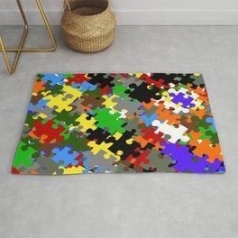 Puzzle Stones Rug