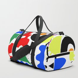 Labyrinth of fun Colour Duffle Bag