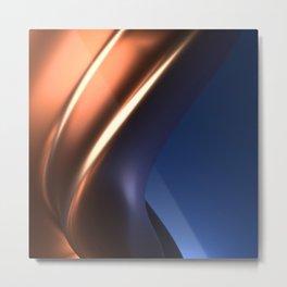 Weave ZK2-X17-T3 Metal Print