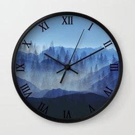 Woods Glory PQ Wall Clock
