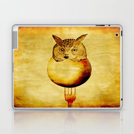 The hatching of owls Laptop & iPad Skin
