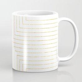 Converge Three Gold Coffee Mug