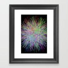 Strokes#2 Framed Art Print