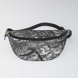 A Study of a Canadian Pine Tree Fanny Pack