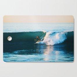 Warm Surf Cutting Board