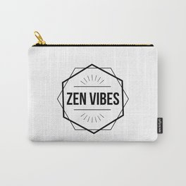Zen Vibes Carry-All Pouch