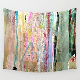 Colorful Bohemian Abstract 1 Wall Tapestry