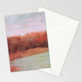 wild red Stationery Cards