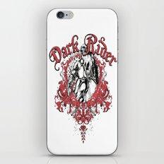 Dark Rider iPhone & iPod Skin