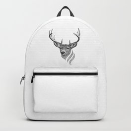 Deer of Yggdrasil  Backpack