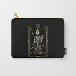 The Empress III Tarot Card Carry-All Pouch