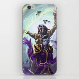 Divine Cooperation iPhone Skin