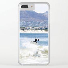 Highflyer Clear iPhone Case