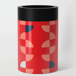 Geometric Pattern #2 Can Cooler
