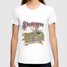Mutant Destroyer Bus T-shirt